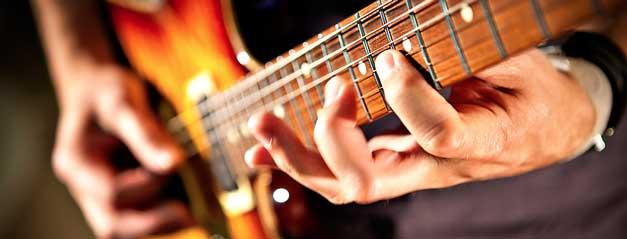 Clases de Guitarra Electrica en Colonia Napoles