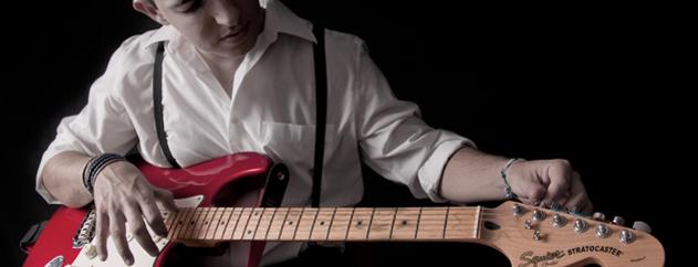 Curso de Guitarra Eléctrica para Niños en Mexico DF