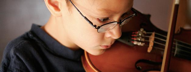 Curso de Violin para Niños en Mexico DF