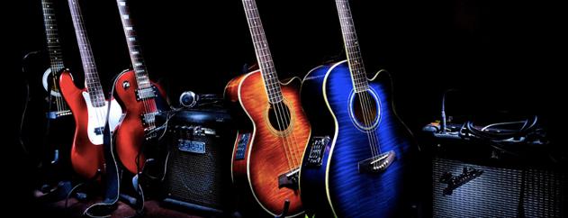 Curso de Guitarra Eléctrica en Mexico DF