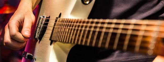 Clases de Guitarra Electrica para Niños en Coyacan
