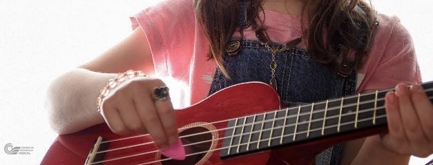 Clases de ukelele para niños online